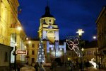 Świąteczna iluminacja Śródmieścia