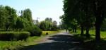 Park Ludowy i hala Targów Lublin