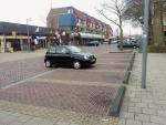 Progi oporowe dla parkujących pojazdów
