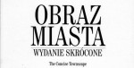 """Książka """"Obraz Miasta"""" / """"Townscape"""""""