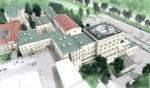 Rozbudowa szpitala na ul. Staszica