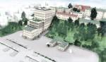 Uwagi RKP do rozbudowy szpitala przy Staszica