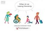 Poprzyjcie standardy piesze dla Lublina!