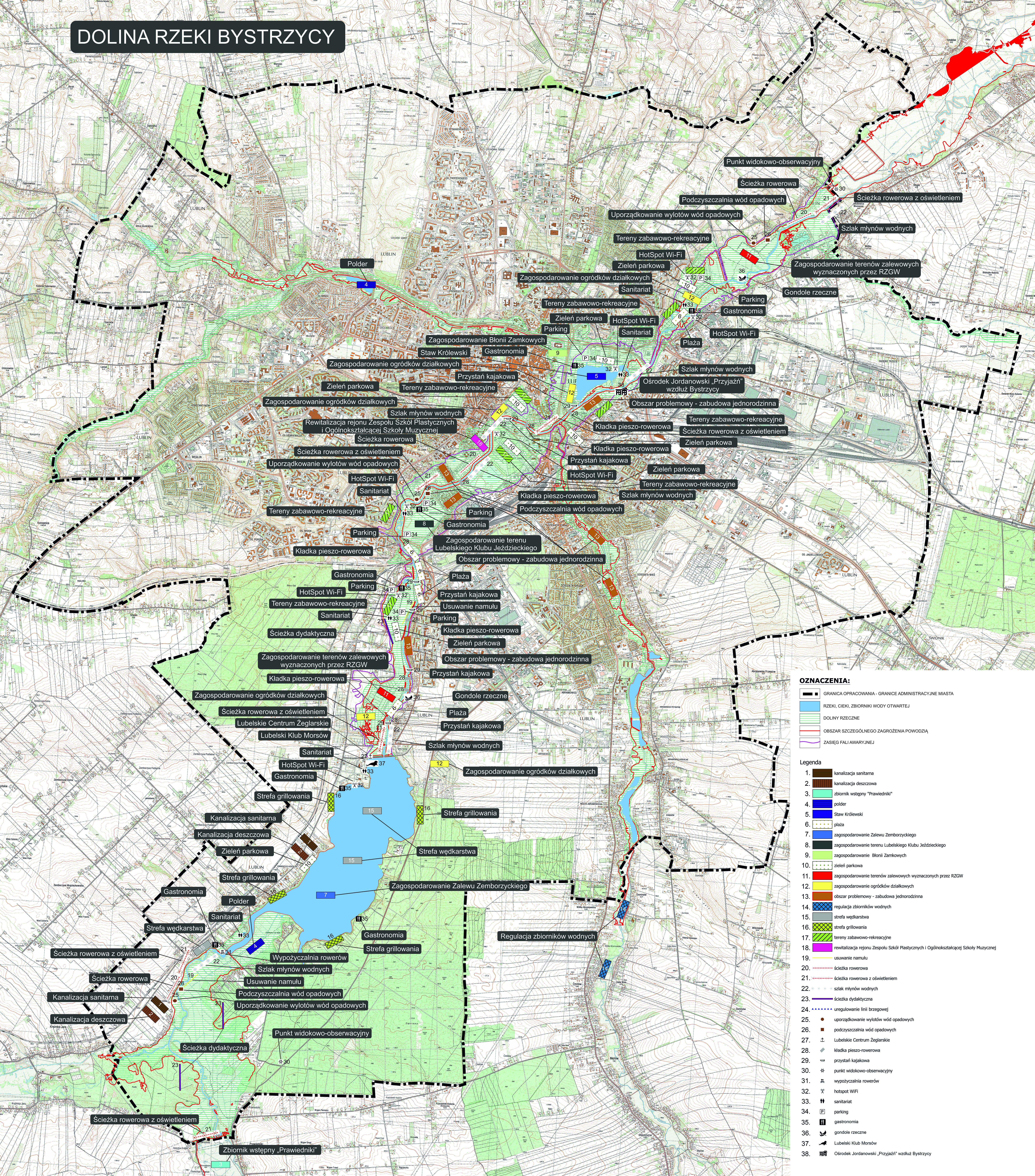 Projekt rewitalizacji doliny Bystrzycy gotowy_mapa
