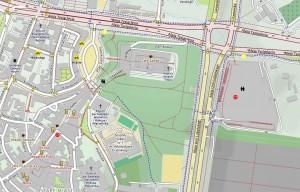 Błonia OpenStreet